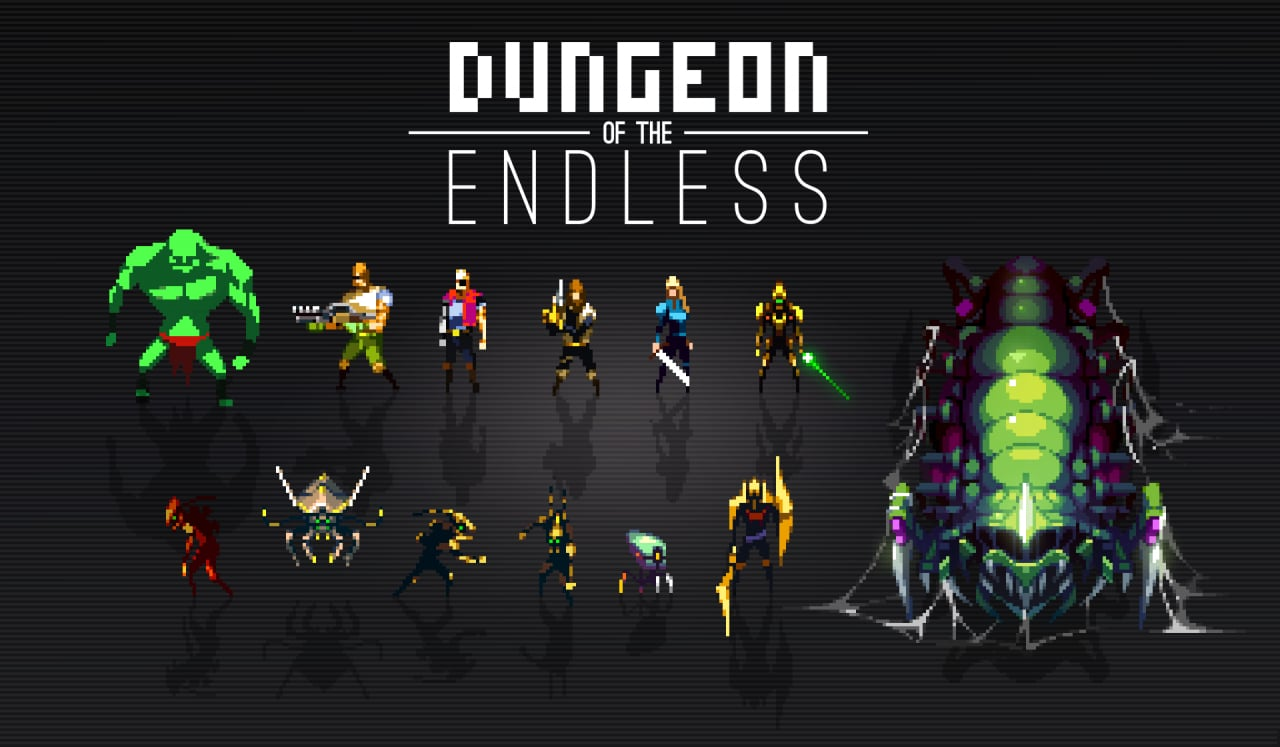 Scaricate gratis Dungeon of the Endless per iPad! (video)