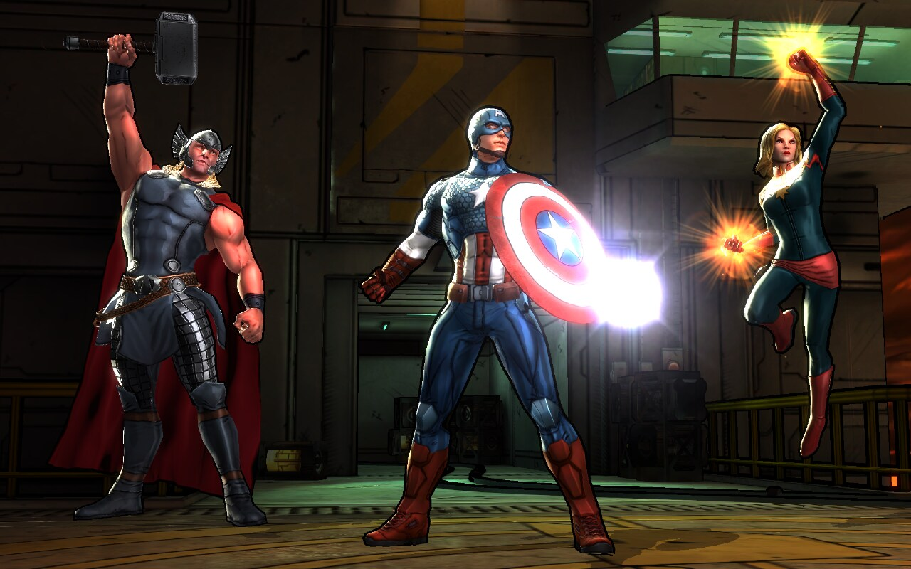 Marvel Avengers Alliance 2 – 7