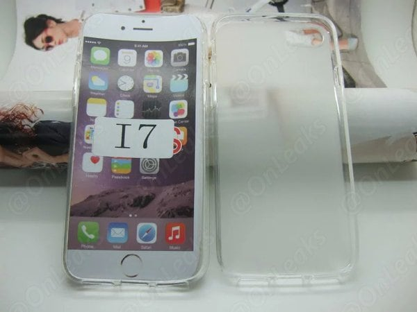 cover iPhone 7 - 3