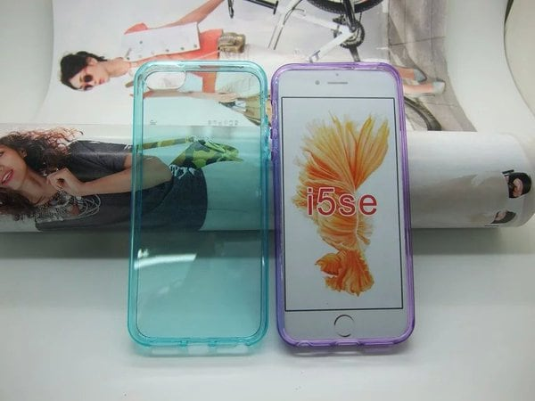 iPhone 5se cover - 4