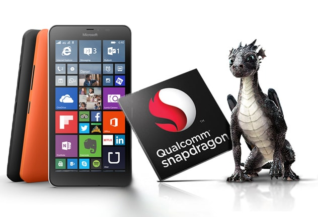 Microsoft - Lumia - Qualcomm Snapdragon