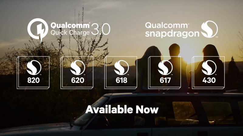 dispositivi compatibili qualcomm quick charge 3.0