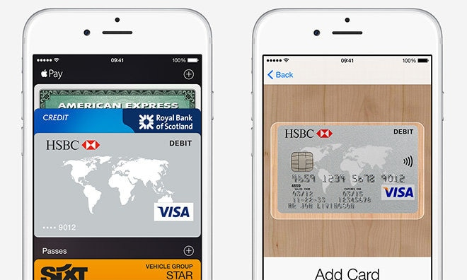Apple Pay roll out