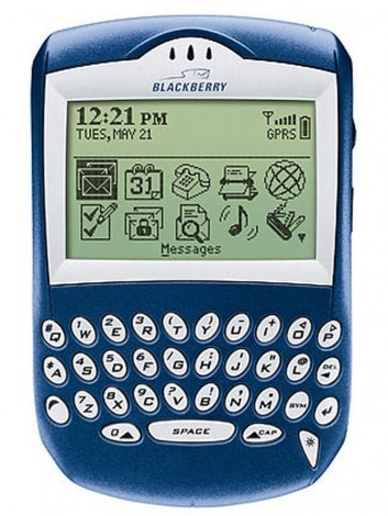 BlackBerry 6210 - 3