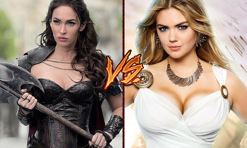 Megan vs Kate