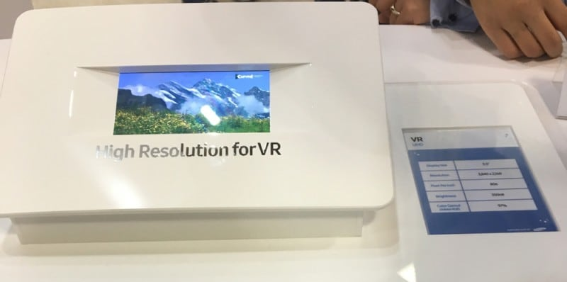 Samsung-VR-Display-Demo