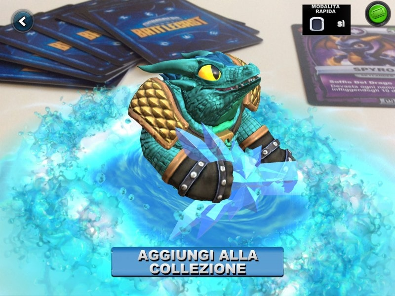 Skylanders Battlecast screenshot - 3