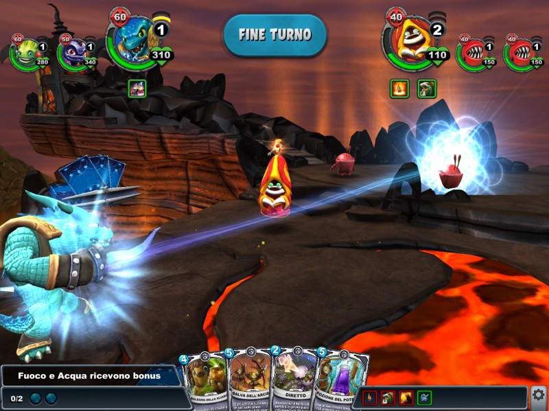 Skylanders Battlecast screenshot - 8