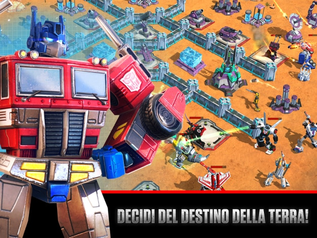 Transformers Earth Wars - 5