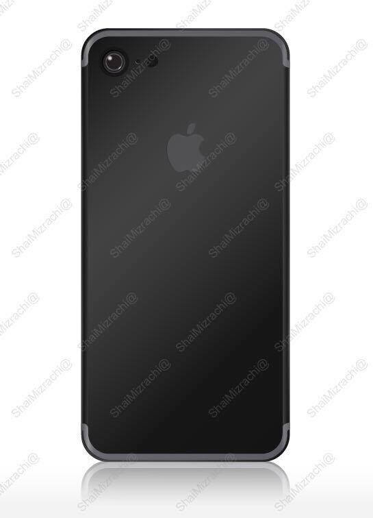 Apple iPhone 7 Space Black Nero siderale – 4