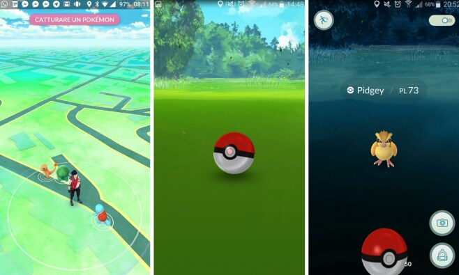 Pokémon Go Screen (1)