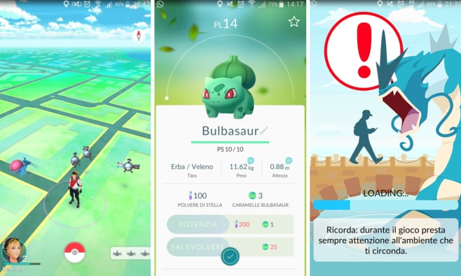 Pokémon Go Screen (3)