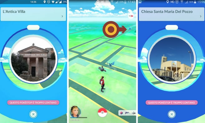 Pokémon Go Screen (4)