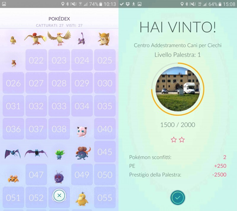 Pokémon GO Pokédex