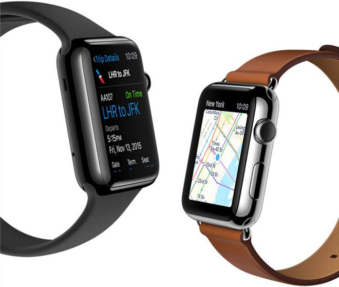 how to access apple watch app store