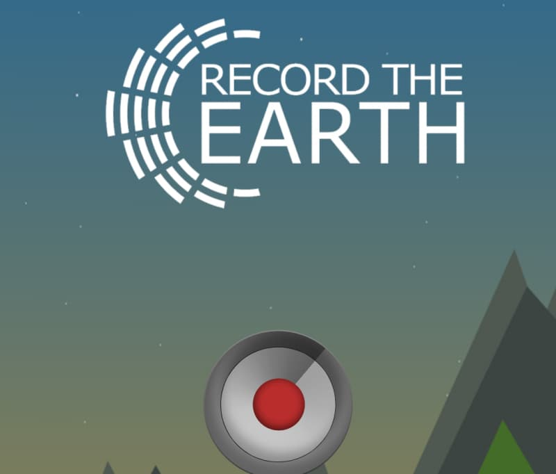 Record the Earth (1)