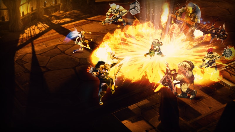 Sacred Legends Screenshot - 1
