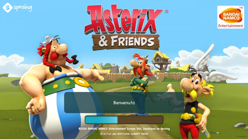 Asterix and Friends - 1
