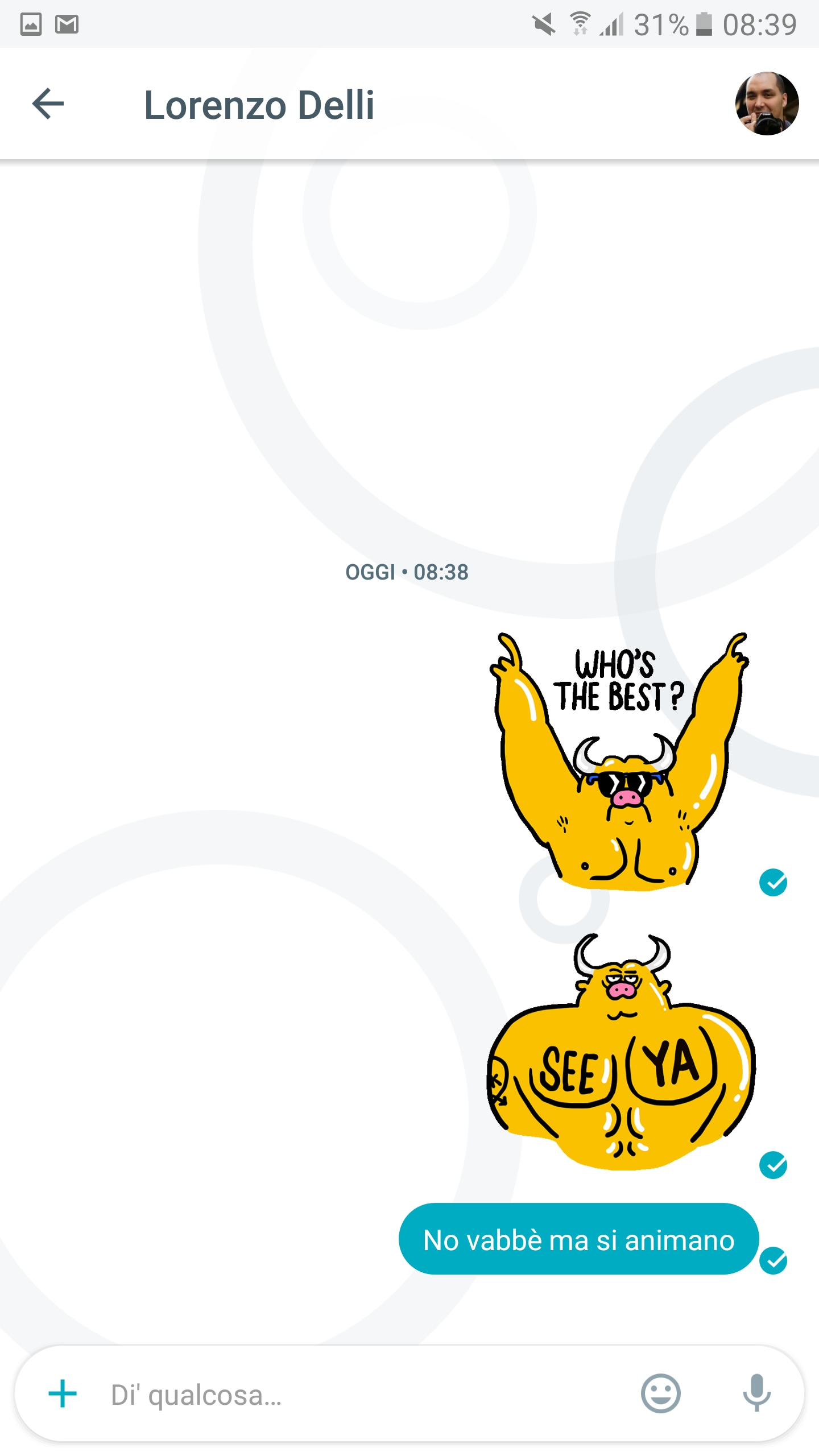 Google Allo screenshot – 14