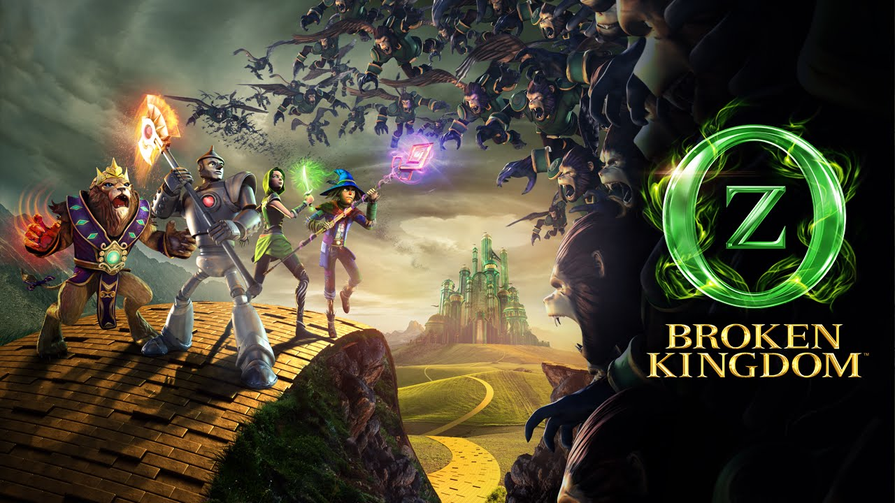 Oz: Broken Kingdom disponibile su Android e iOS (video)