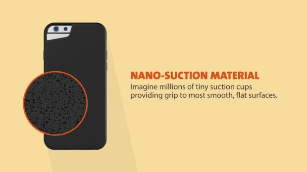 nano-suction