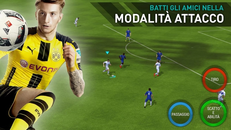 FIFA Mobile Calcio disponibile - 1