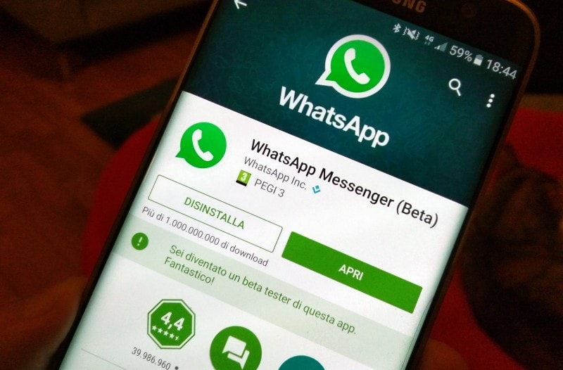 WhatsApp introduce lo streaming video (in India)