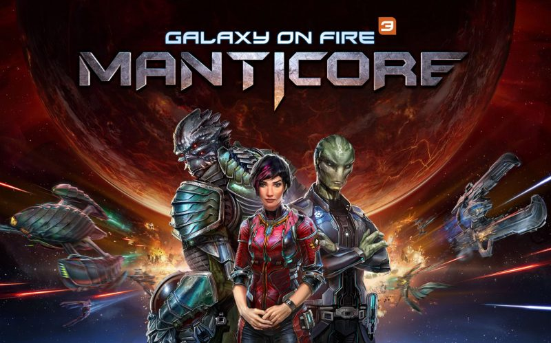 galaxy on fire walkthrough