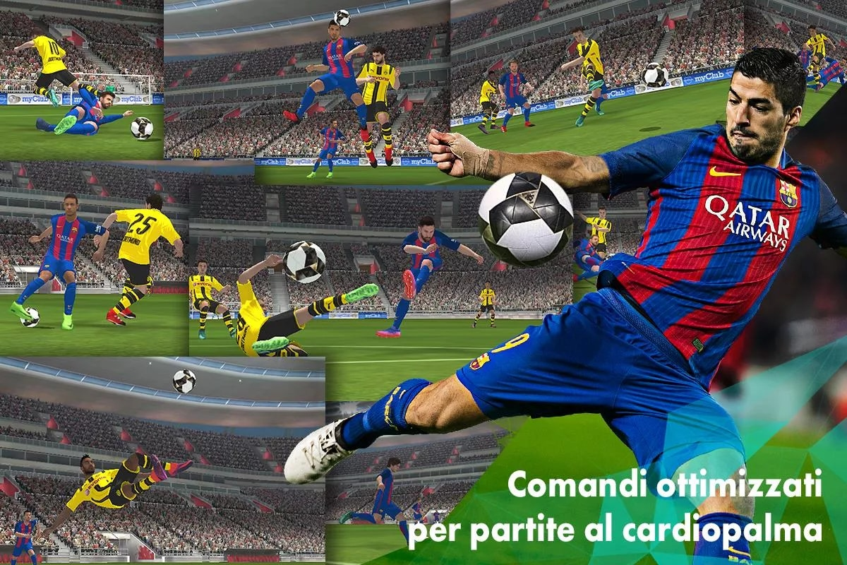 PES2017 -PRO EVOLUTION SOCCER Android iOS – 1