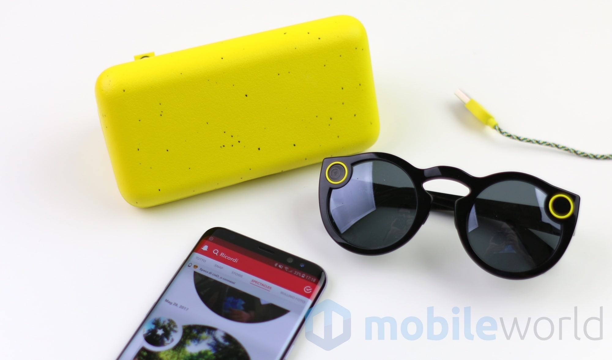 Snapchat Spectacles – 1