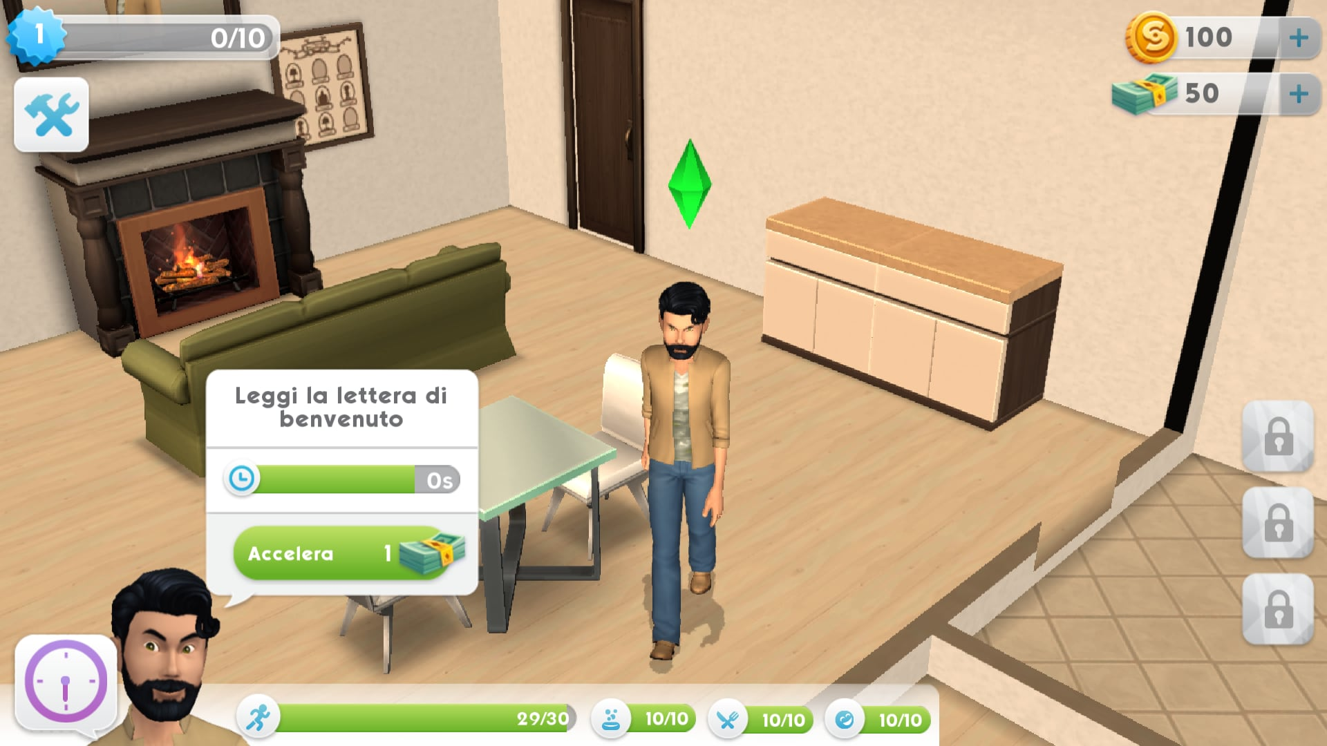 Ea annuncia the sims mobile download apk trailer screenshot mobileworld - Sims 2 downloads mobel ...