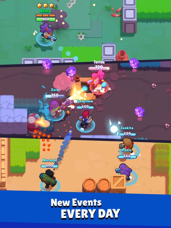 Brawl Stars Screenshot – 2