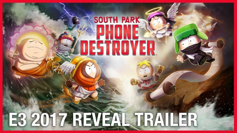 Annunciato south park phone destroyer per android e ios