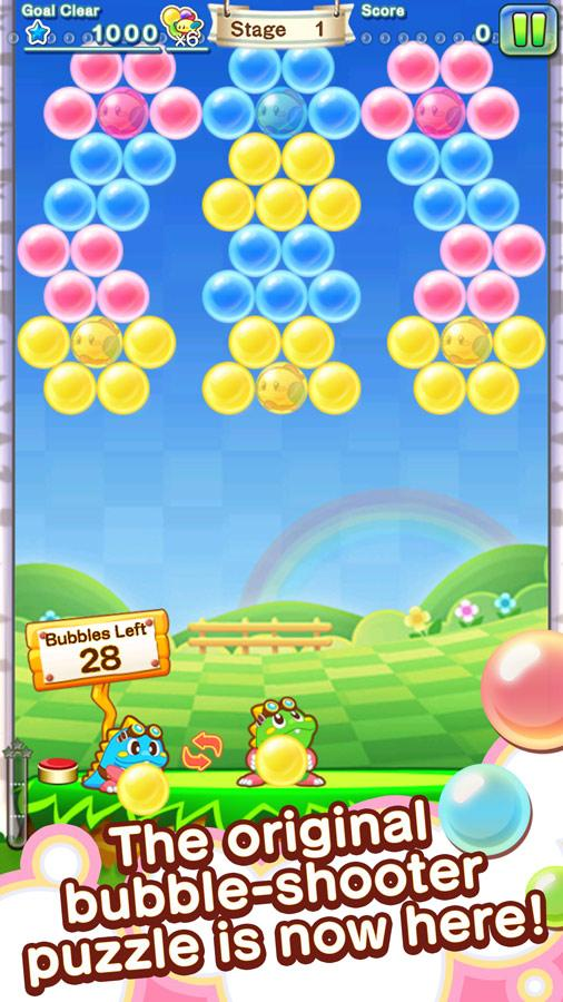 Puzzle Bobble Journey – 1