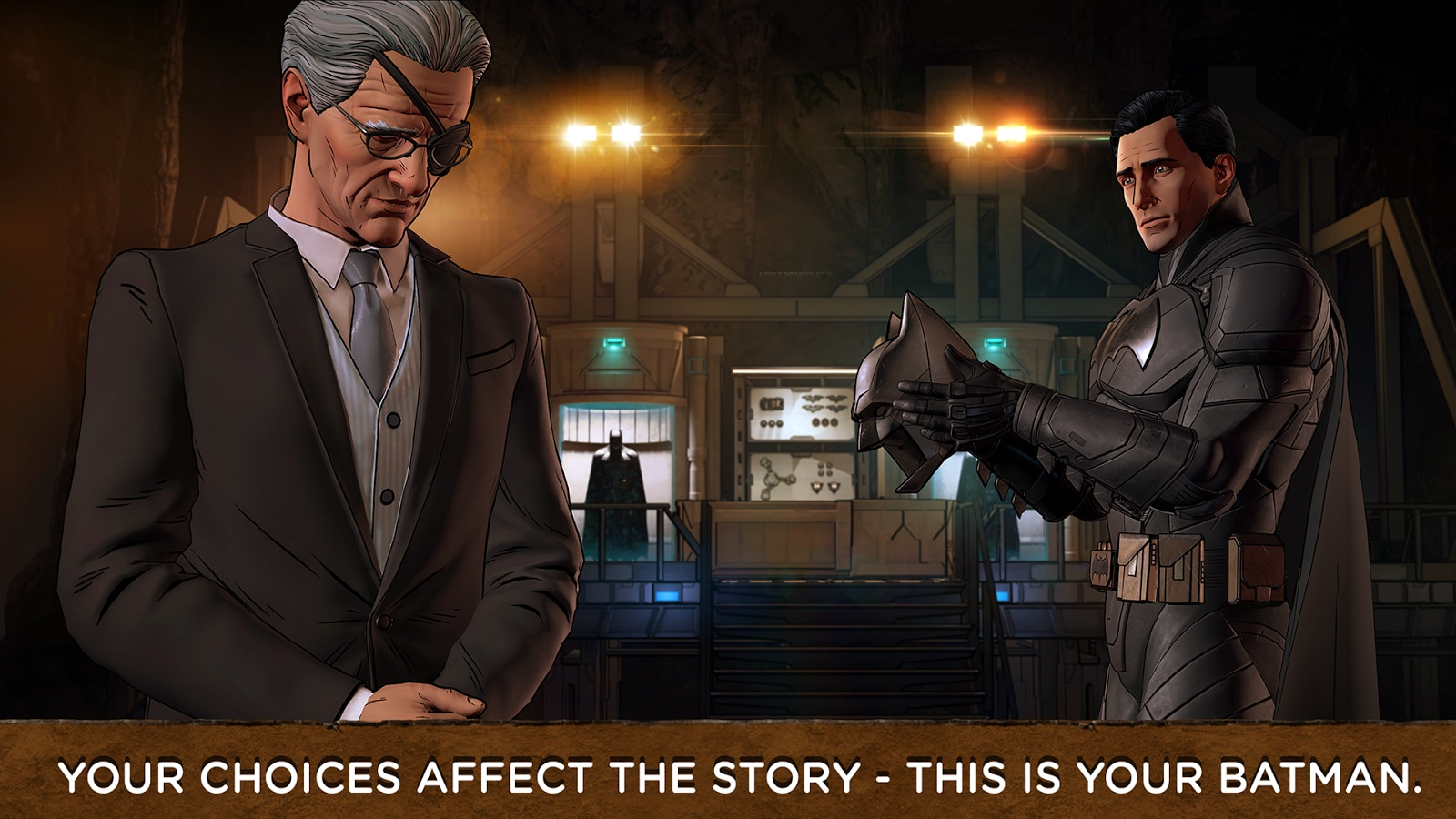 Batman The Enemy Within – 1