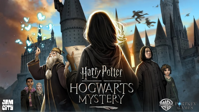 Gioco mobile Harry Potter Hogwarts Mystery