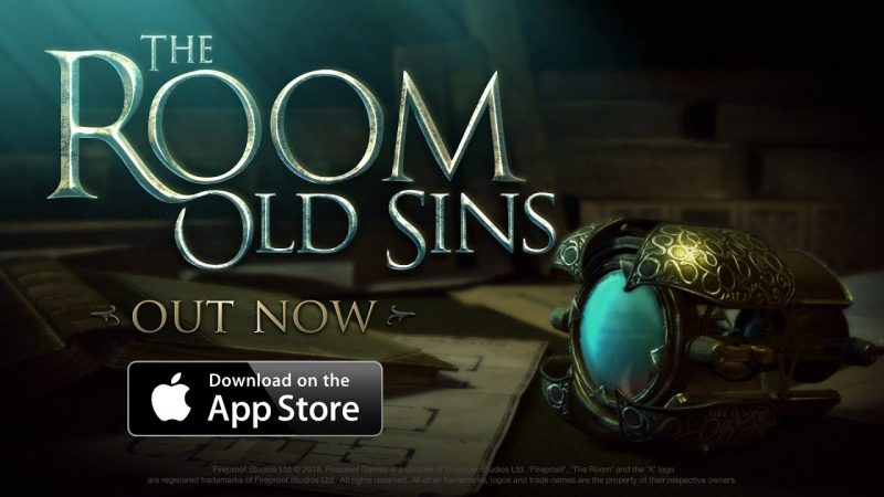 Fireproof Games The Room Old Sins