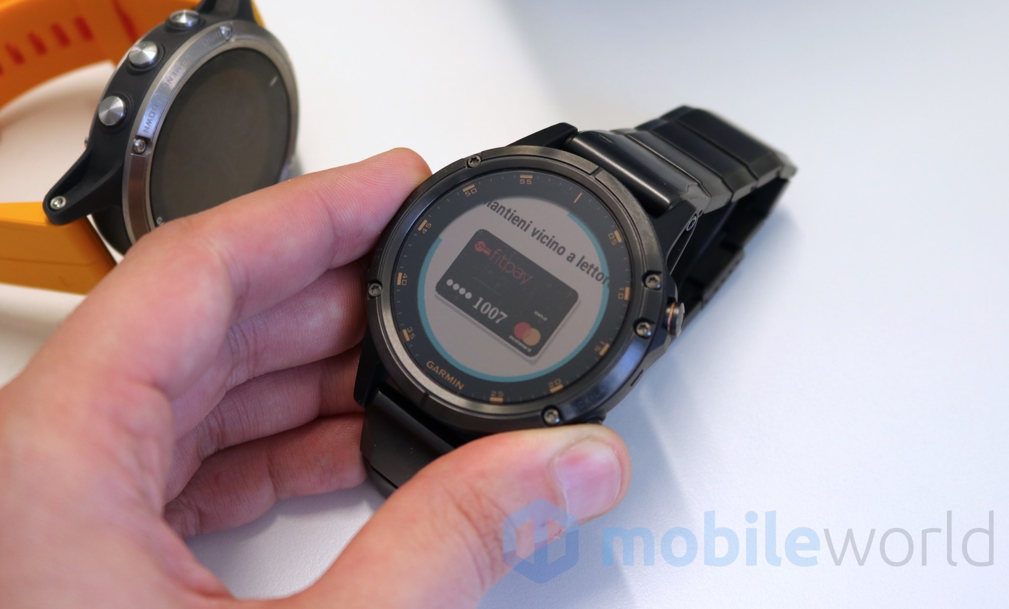 Garmin Fenix 5 Plus – 1