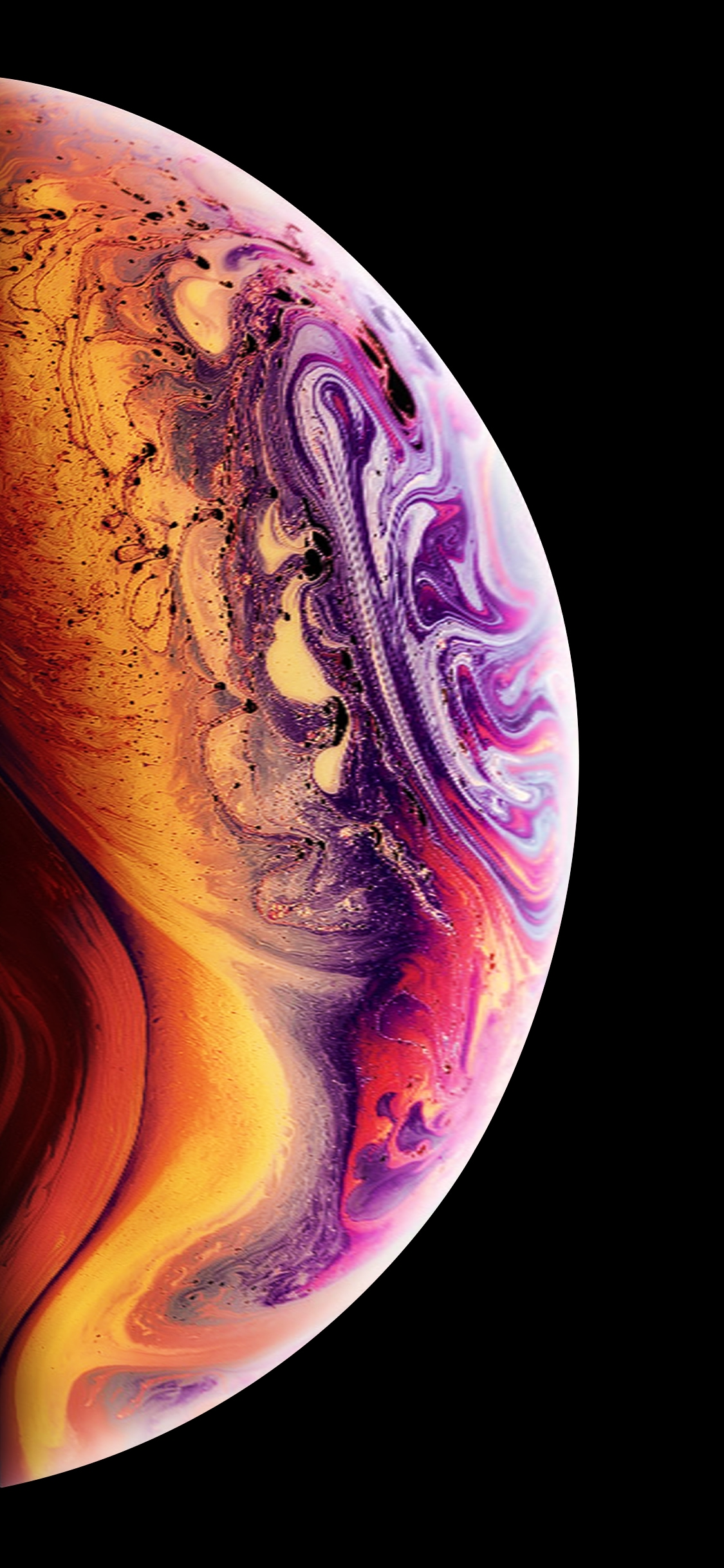 Lo Sfondo Di Iphone Xs è Già Disponibile Al Download Anche Se Usate