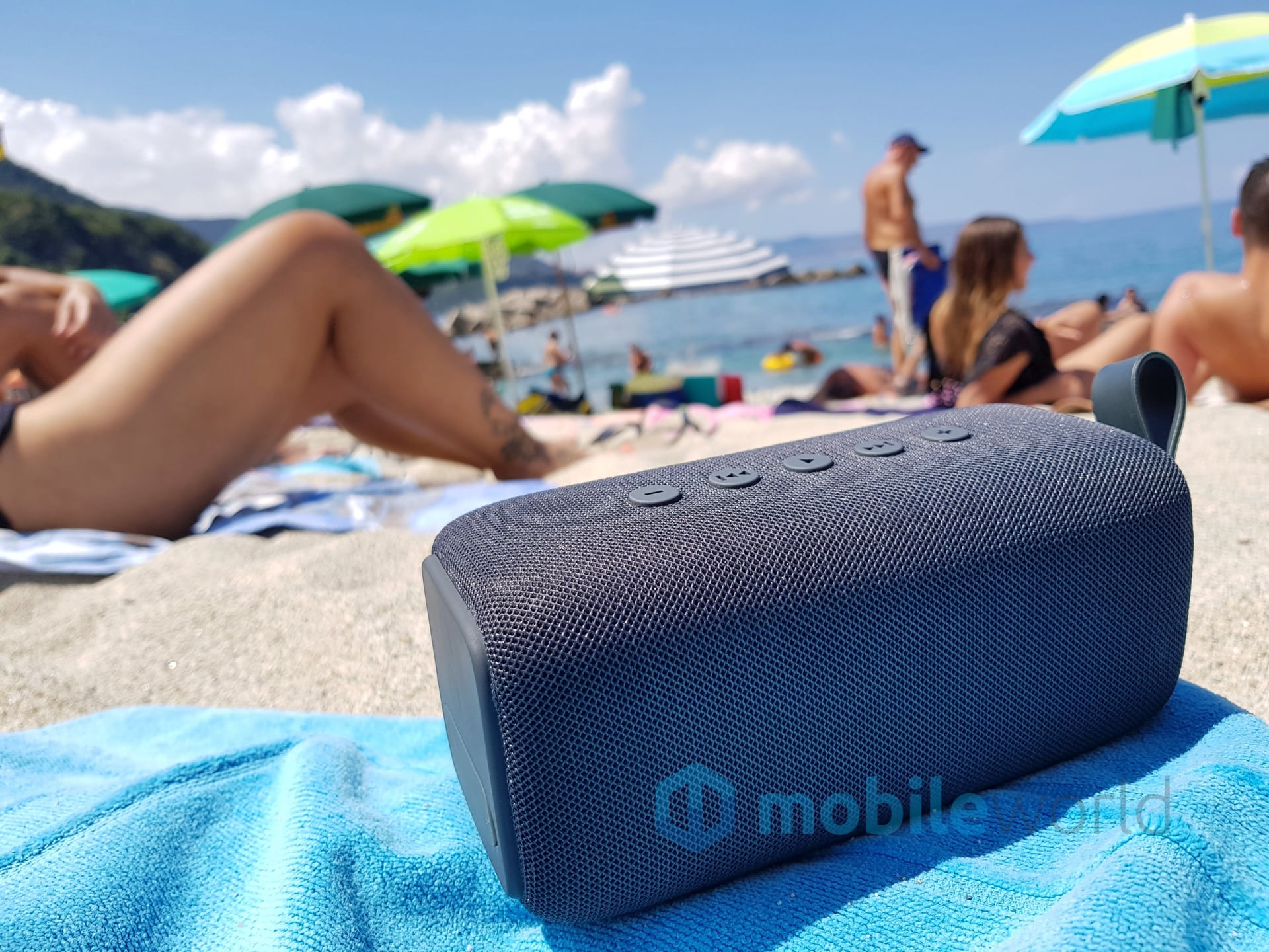 Recensione Fresh 'N Rebel Rockbox Bold M -1