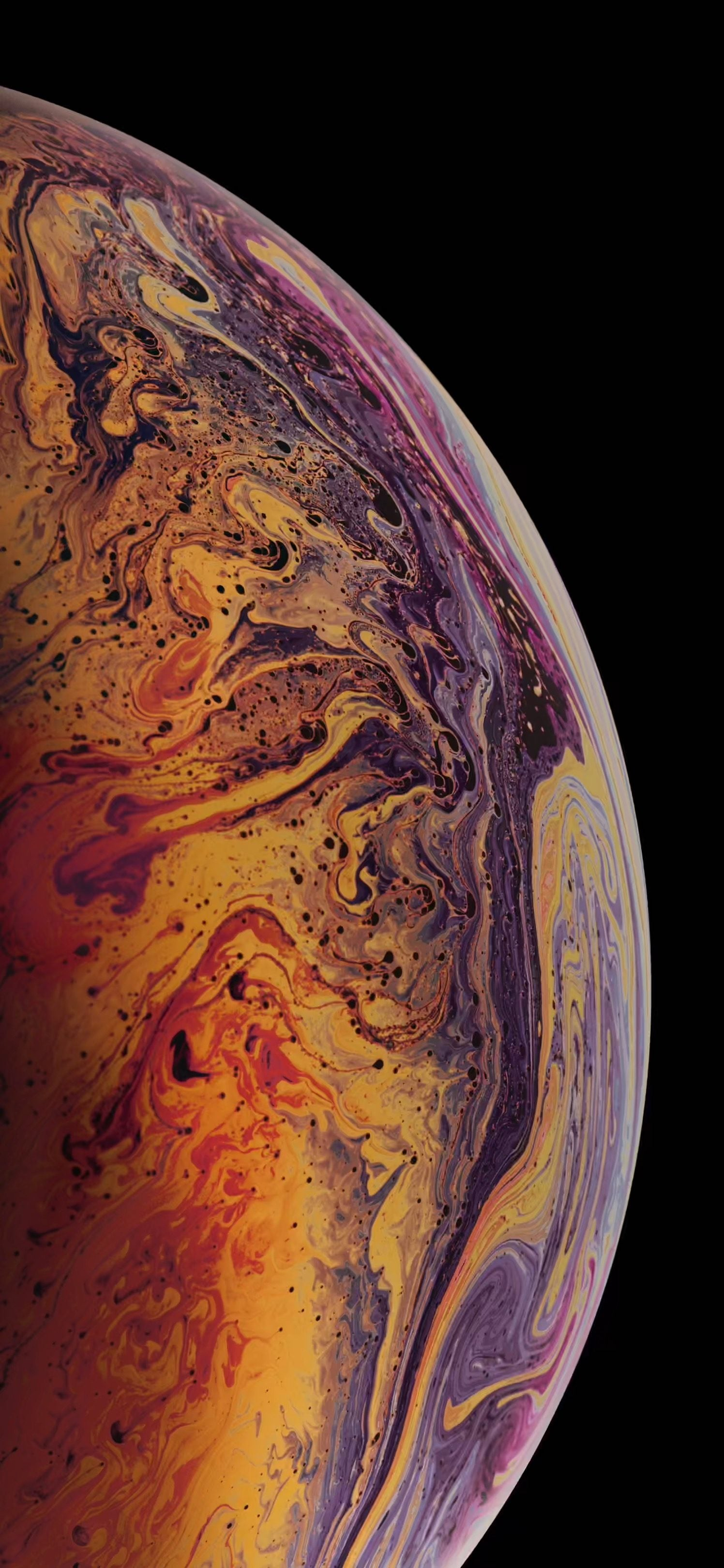 Iphone Xs Xs Max Sfondi Ufficiali Wallpaper Download