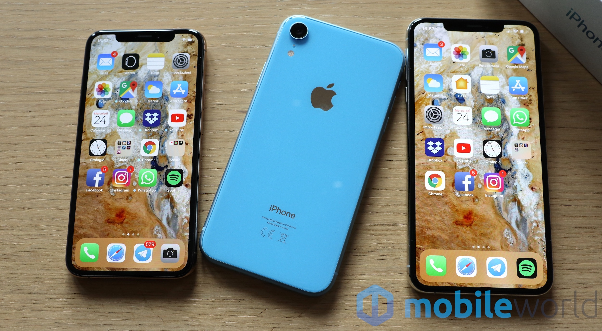 Unboxing iPhone XR – 1