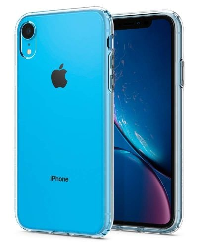 Mture Custodia iPhone XR Cover iPhone XR Crystal Protettiva Caso
