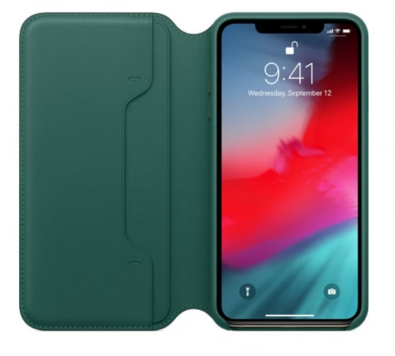 SURPHY Cover iPhone XS Max Pelle Custodia iPhone XS Max Pelle