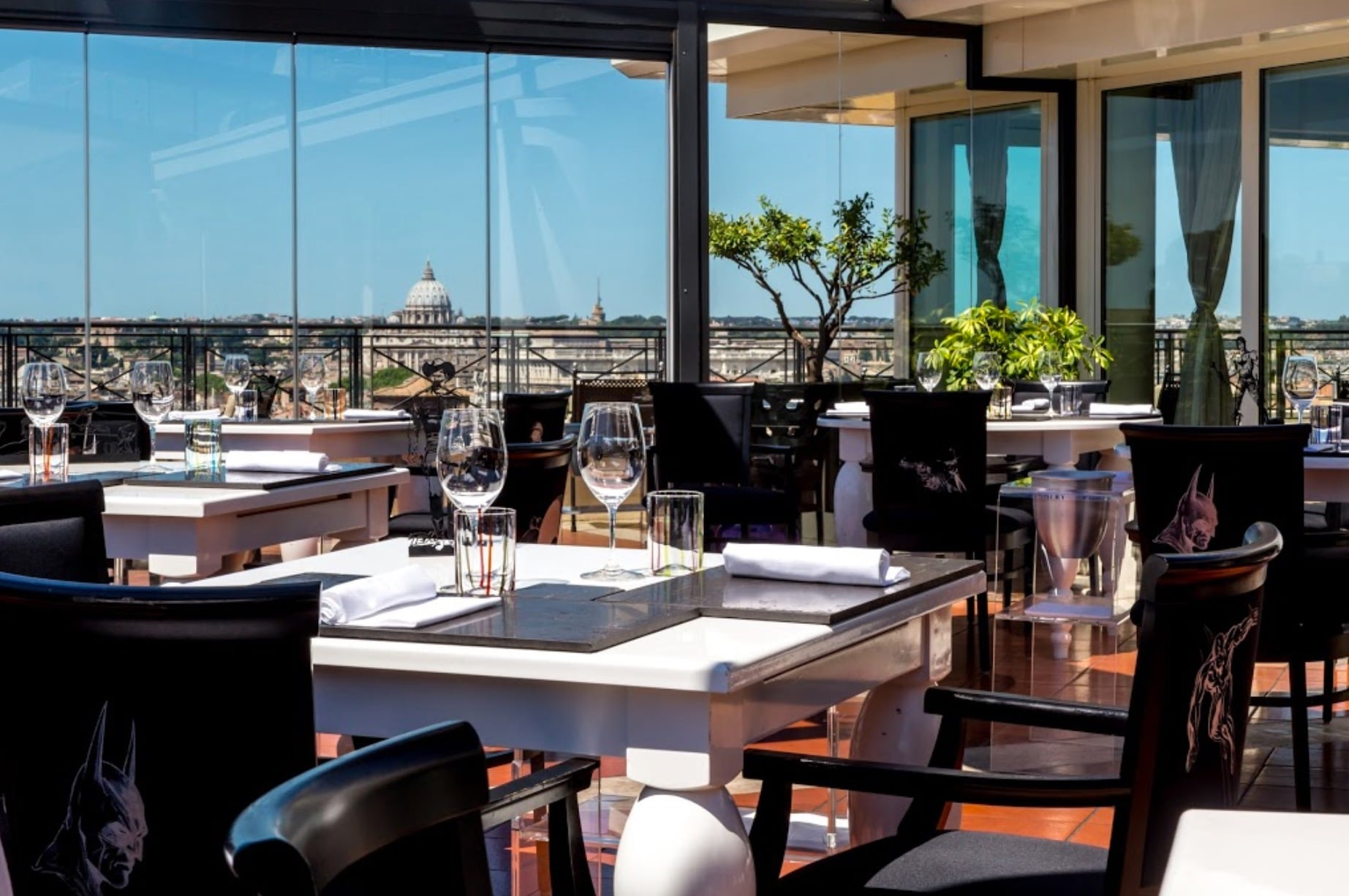 The Flair – Rooftop Restaurant