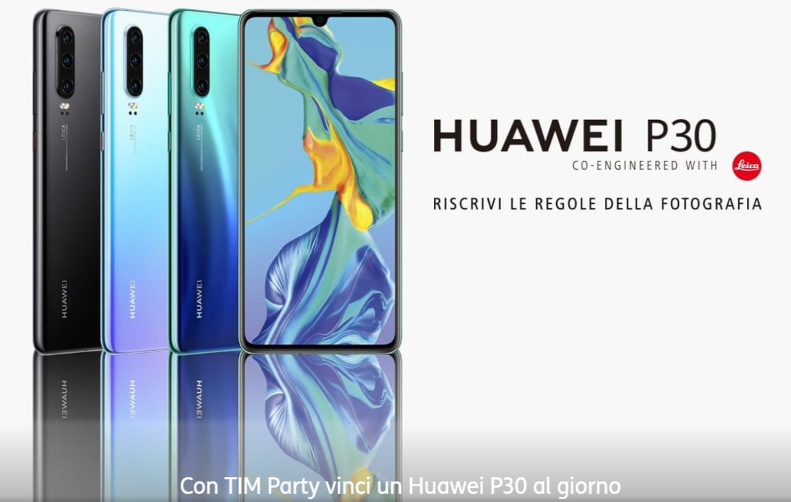 huawei-p30-tim-party-maggio-2019