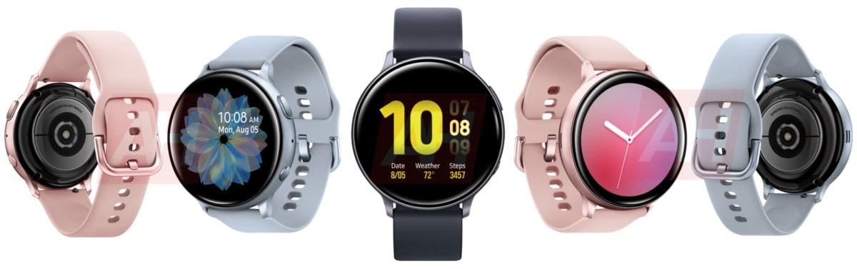 galaxy watch active 2 leak colori 2