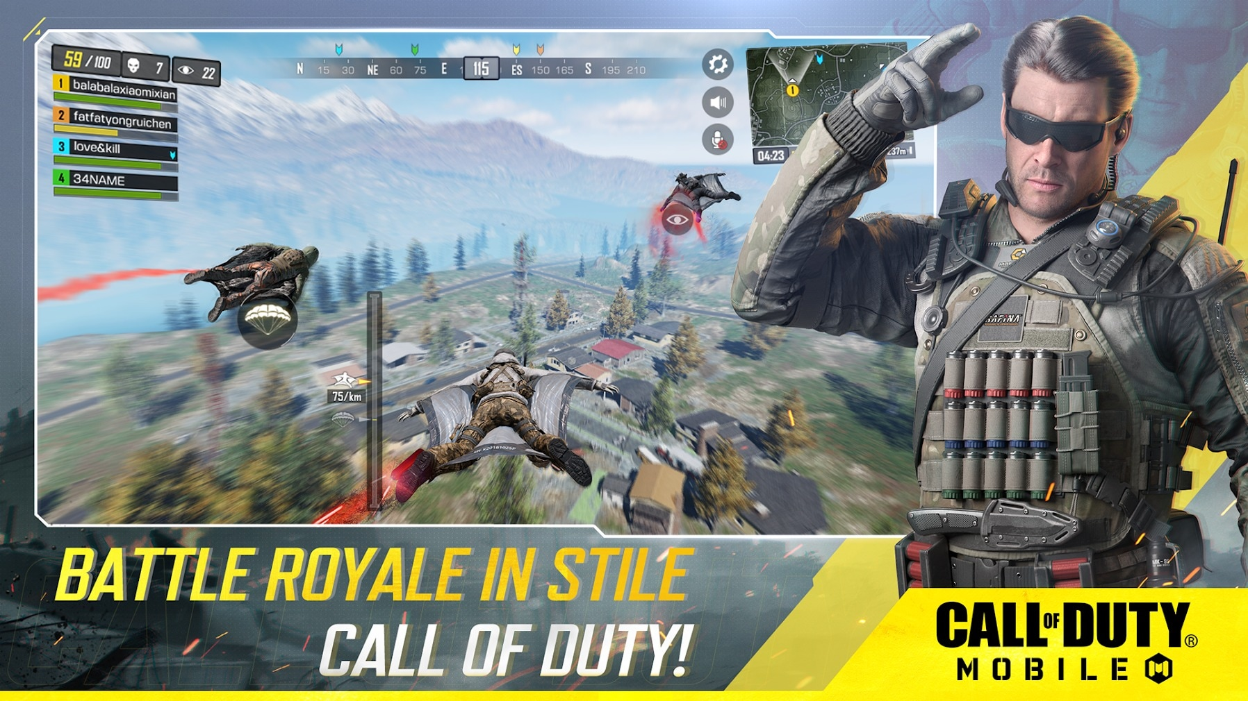 call of duty mobile disponibile gratis android ios (2)