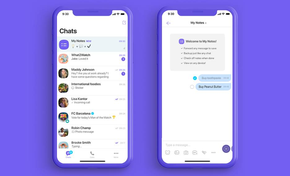 viber-notes