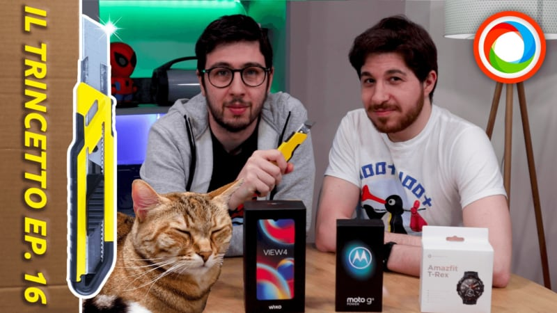 Unboxing embargat-to | Il Trincetto Ep. 16